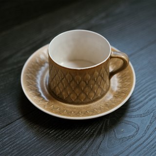 KronjydenーRelief series coffee cup set A / Jens Quistgaard design
