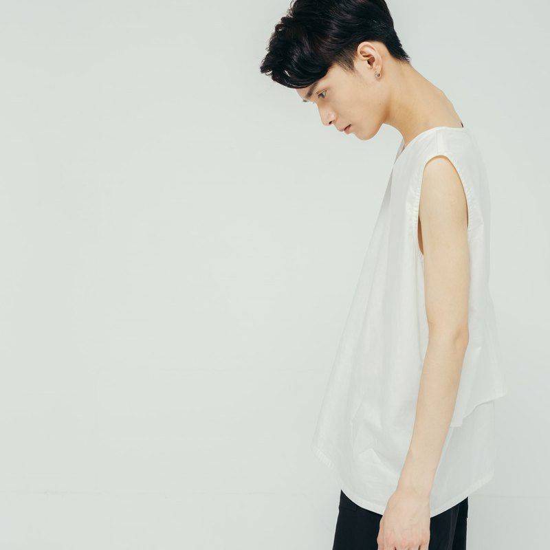 8 lie down_ back elastic vest