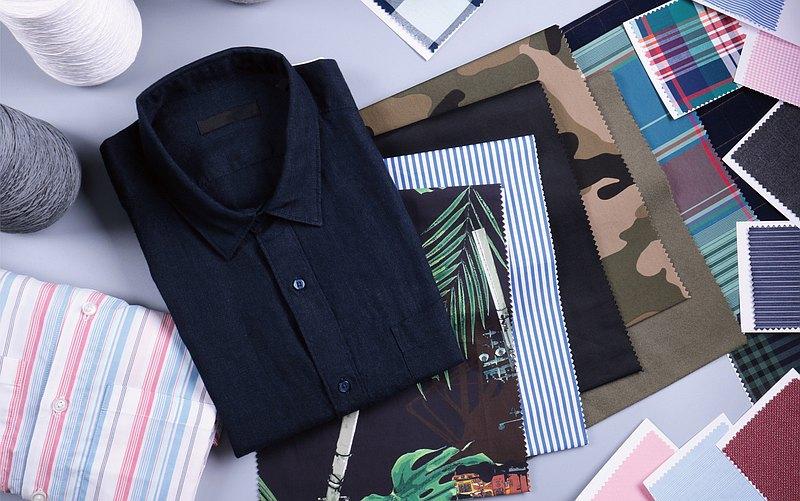 【不合穿就別硬穿】-日系職人藍染訂製襯衫 -男