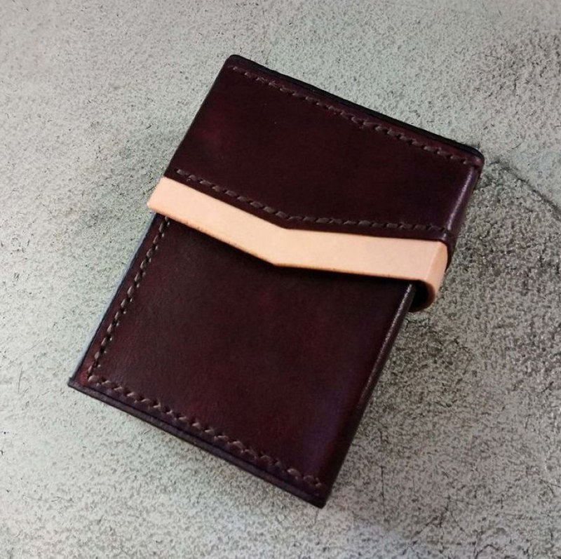 Product - Leather cigarette case