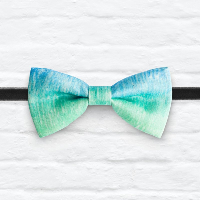 Style 0191 Color Change Bowtie - Modern Boys Bowtie, Toddler Bowtie Toddler Bow tie, Groomsmen bow tie, Pre Tied and Adjustable Novioshk