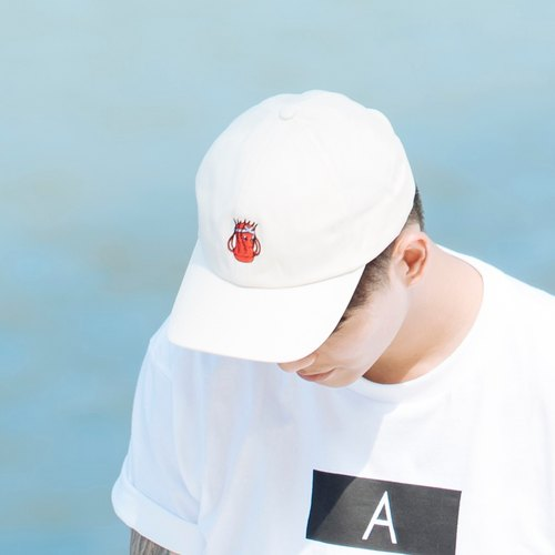 Agitator X Cervix Yen Octopus embroidery hat