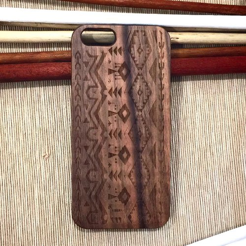 Green CHING newly opened Taiwan local Free shipping logs Muke exclusive customized mobile phone shell tribal warriors sculptured iPhone Limited (i5 / s / i6 / s / i6plus / s Samsung S4 / 5/6/7 Note 4/5 SONY Z4 / 5 LG G4 / 5)