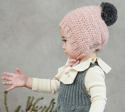 Day blossoming / Happy Prince Helen baby knitted wool cap Christmas gift