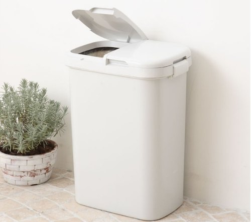 H&H two classification simple waterproof trash can 50 liters