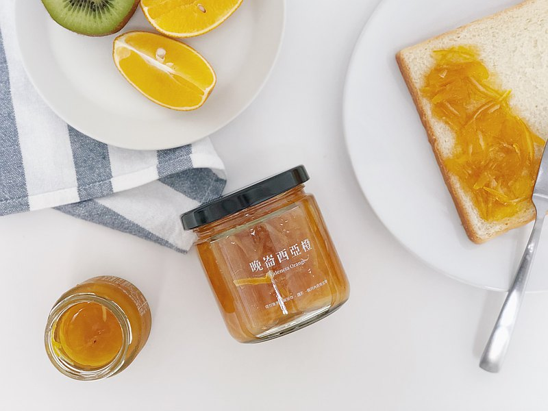 Late Lensia Orange Jam 220ml-Spring Only