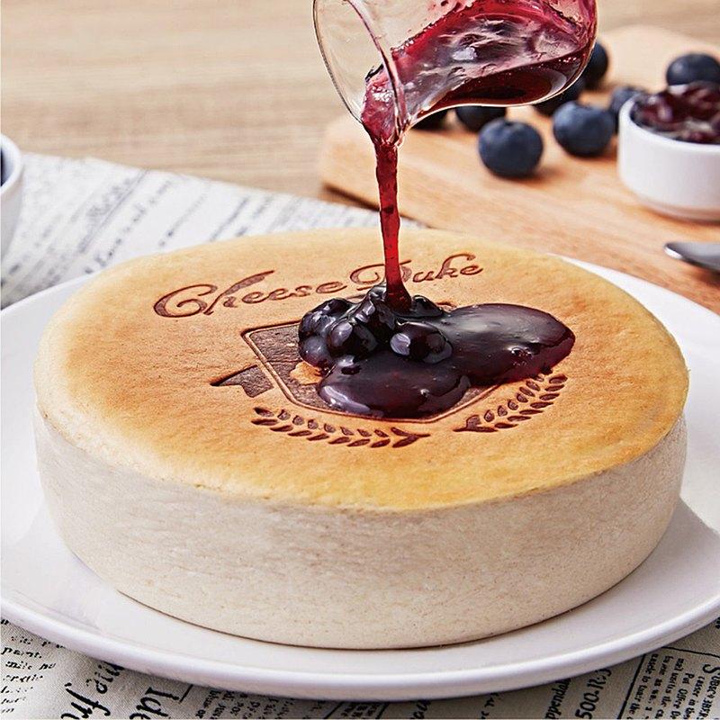 北國藍莓乳酪蛋糕6吋