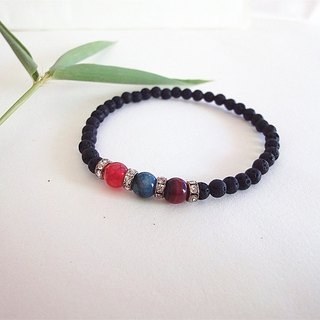 Bright Star - Basalt bracelet female models