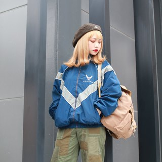 Back to Green:: US Air Force Training Jacket Army //Vintage Jacket