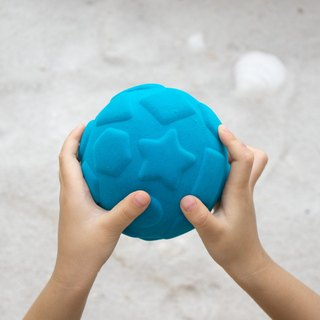Rubbabu-Biodegradable Green Soft Safe Natural Rubber Toys-  - Shape -