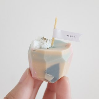Cubes | soy wax candle handmade soy candle #s