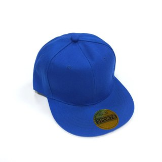 嘻 Solid color flat cap:: Six colors:: Customizable::