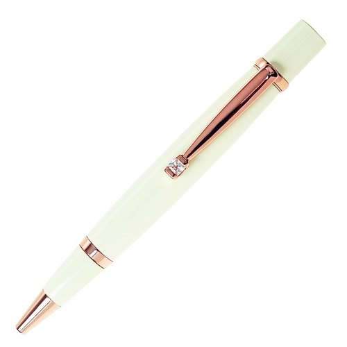 ARTEX Elegant Roaming Pens Rose Gold/White Tube