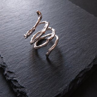 único Series - Spin  (925 Sterling Silver Ring)