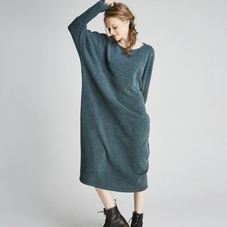 Bat Sleeve Knit Long (1702DS01GN-S / M)