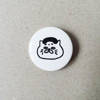 Goro tinplate badge badge badge -3.2cm