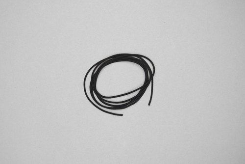 Black Elastic Elastic Rope 140cm | CULTU-RE Handbook Dedicated