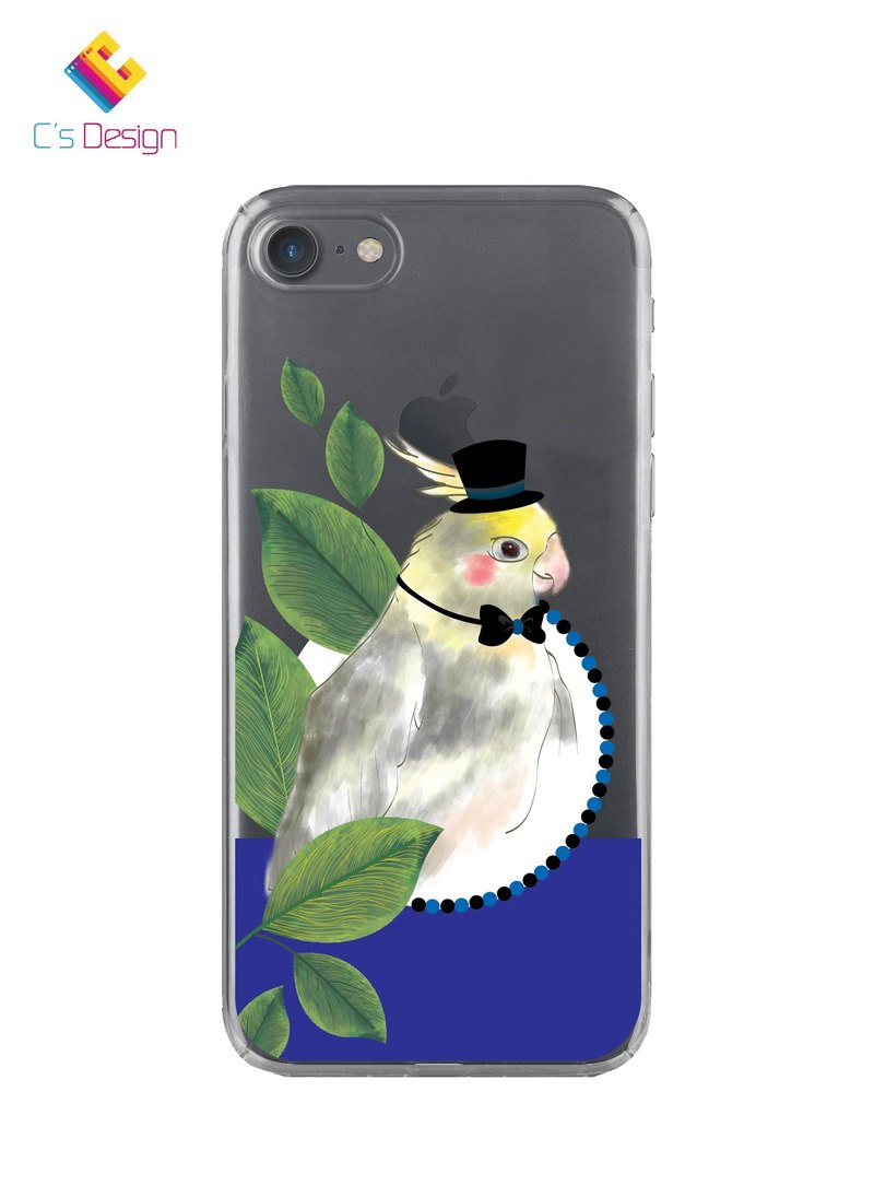Party Parrot A - Samsung S5 S6 S7 note4 note5 iPhone 5 5s 6 6s 6 plus 7 7 plus ASUS HTC m9 Sony LG G4 G5 v10 phone shell mobile phone sets shell phone cases
