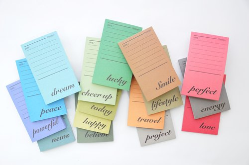 ColorDay and color day and PDA decoration notes (full set of a total of 16 colors)