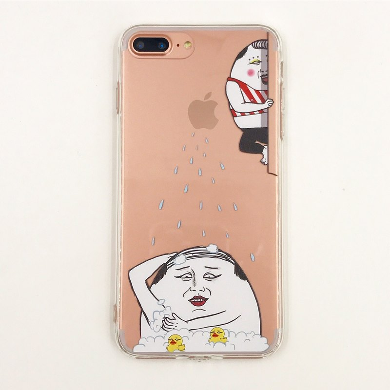 Bubble bath - iPhone case