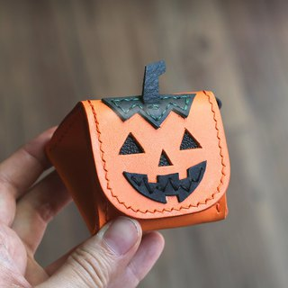 Halloween - Pumpkin Royal Rice Group Stereo Coin Purse