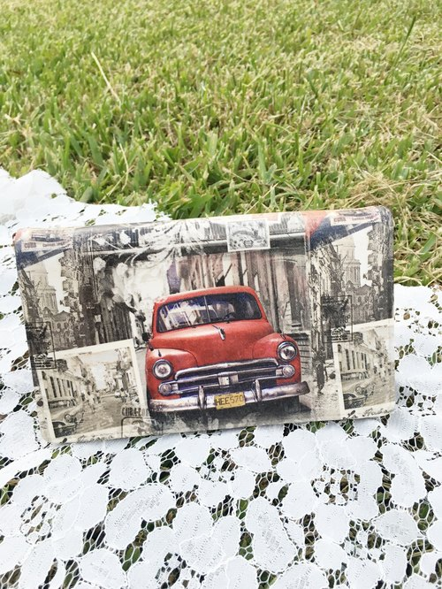 Handmade Gifts dorsal car easily portable / hand dual-use package