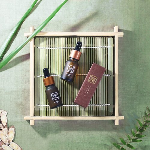 Hanfang essential oil. Worry about / rest / comfortable moments [big spring soap DACHUN] 10ml