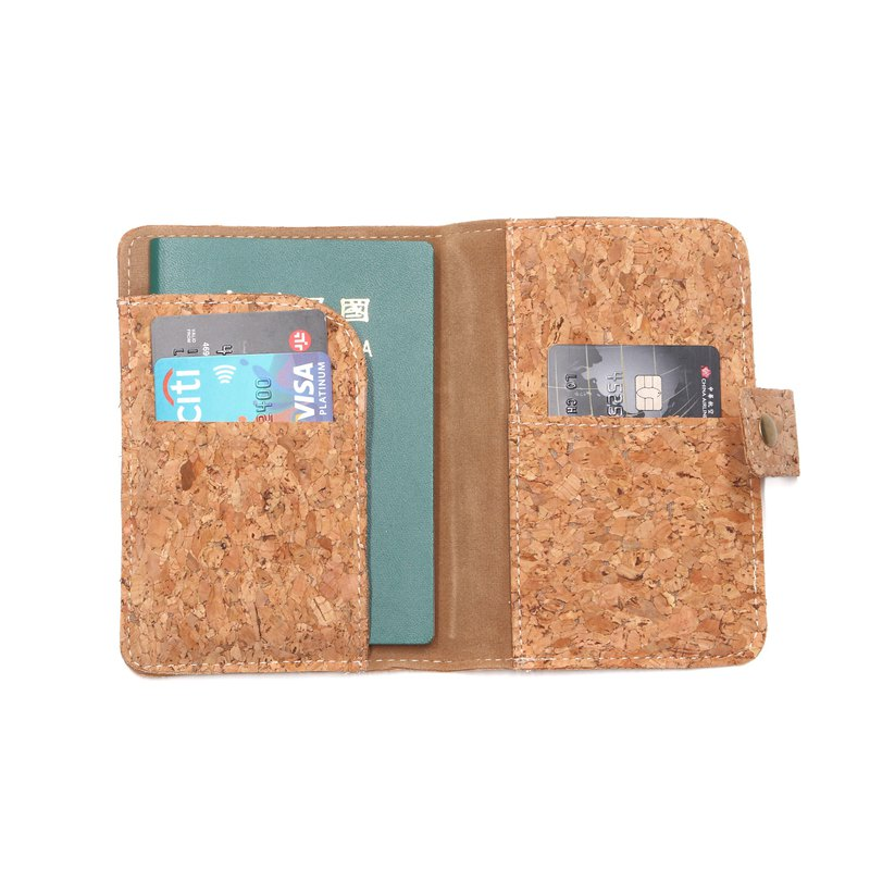 軟木護照夾/護照套