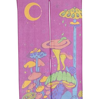 Pre-ordered mushroom night world curtain (three colors) ISAP5378
