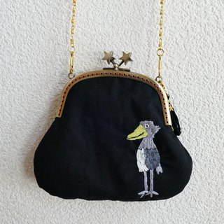 Embroidery handmade rugged handbags