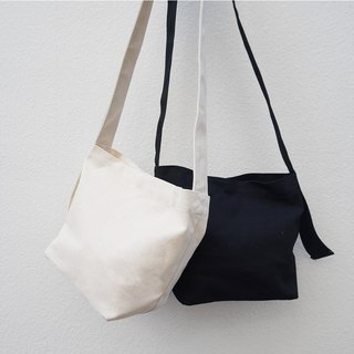 Canvas tote- Black