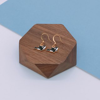 Marine Ecology | Hook Drop Earrings