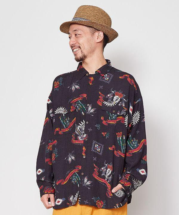 Canyon 男士襯衫