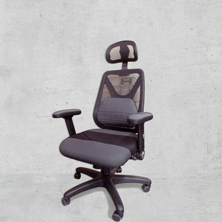 AC RABBIT Breathable Full Air Office Chair (Headrest) OC-1801LPAH