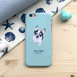 Original Hand-painted Chihuahua (iPhone.Samsung Samsung, HTC, Sony.ASUS Mobile Phone Case Cover)