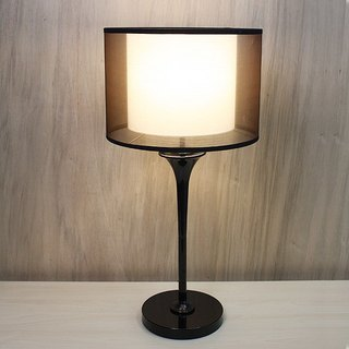 [] Loft double heart-warming table lamp lighting lamps industrial wind MIT Hand Covers customized Taiwan | home Mr. lamp Mr. Casa