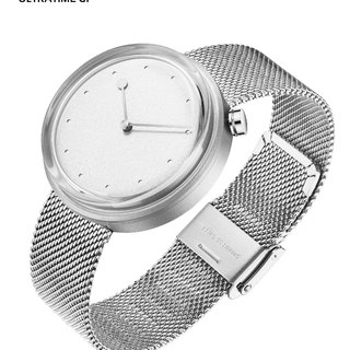 ULTRATIME G1 Series Watch_Silver