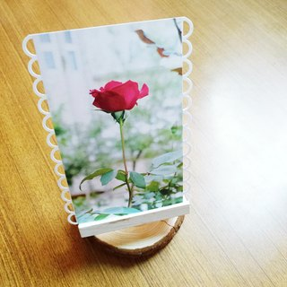 [Handmade postcards] Socrates Rose Garden - Tanabata new products