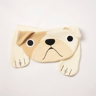 Wang Wang English Bulldog Organic Cotton Bibs Saliva Towel