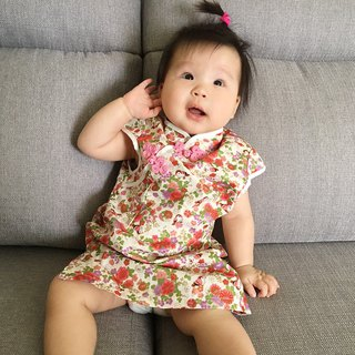 Children cheongsam