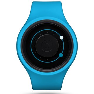 Universe track + series watch ORBIT PLUS + (ocean blue / ocean)
