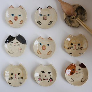 Pedigree written cat cat-chopstick [ragdoll of black tea]