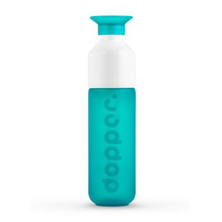 Dutch dopper water bottle 450ml - ocean green