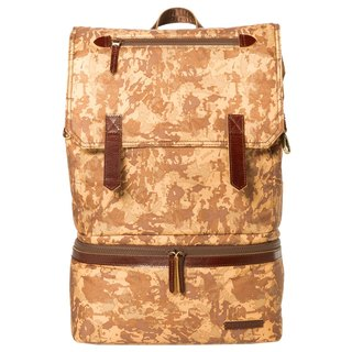 Neutral desert camouflage double-layer good package _ father package _ mother bag