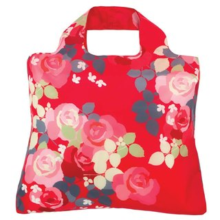 ENVIROSAX Australian Reusable Shopping Bag-Bloom Rose