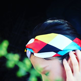 Summer hit color | Hand elastic hair band