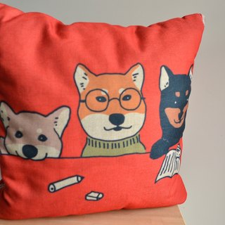 Shiba Inu University - Chai Multifunctional Pillow was built by Shiba 3 brothers