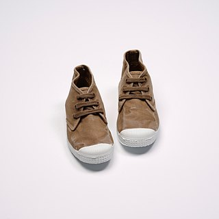 Spanish national canvas shoes CIENTA children's shoes size wash old camel scented shoes 60777 46