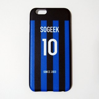 SO GEEK phone shell design brand THE JERSEY GEEK jersey back guest custom models 066