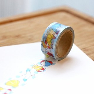 OURS Original Washi Masking Tape - Summer Time by Koopa